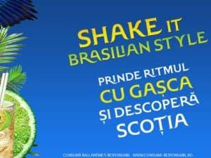 brasil shake