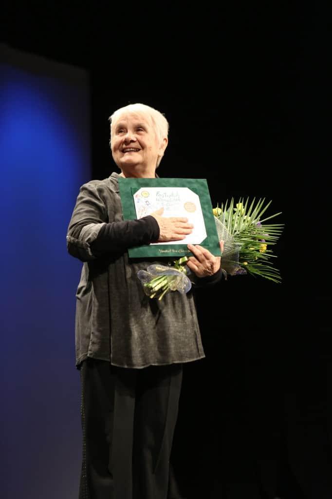 Alexandrina Halic _ festivitatea  de inchidere FITC 2014 _ Teatrul Ion Creanga _ foto Adi Bulboaca