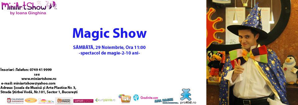 magic show copy