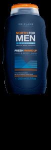 Şampon-&-gel-de-duş-North-For-Men-Fresh-Wake-Up,-Orifl ame