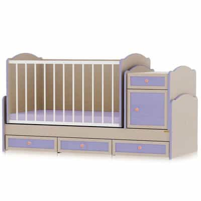 Ai devenit mamica? Considera patutul drept una dintre una dintre cele mai importante piese de mobilier din camera micutului tau!