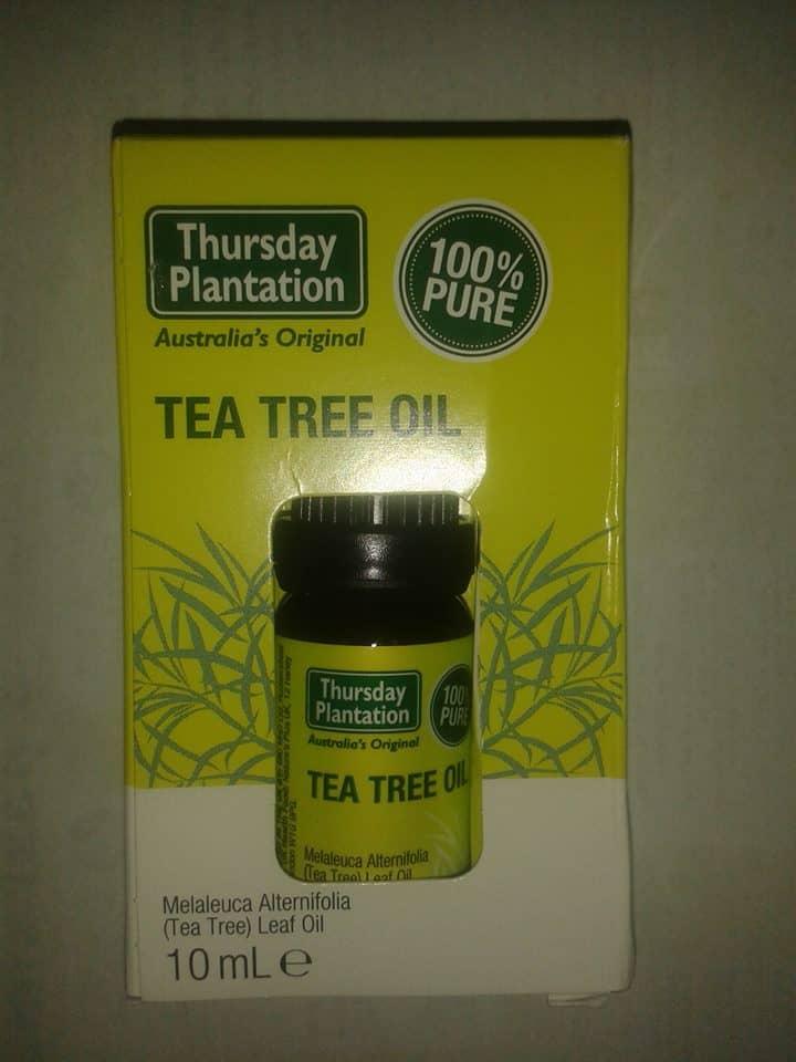 Ulei tea tree hpv zona ans