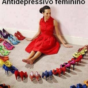 pantofi antidepresiv