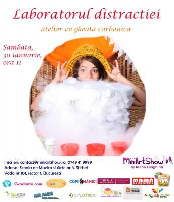 Laboratorul distractiei